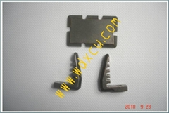 copper tungsten spark gap parts