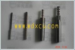 copper tungsten thread electrode