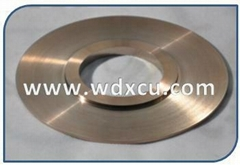PCD copper tungsten electrode