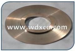 PCD copper tungsten electrode