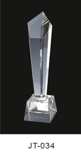 南京水晶獎杯 2