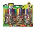 Ben Style Gel Pen 24 Pack