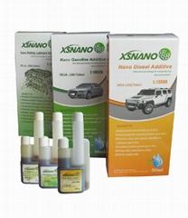 Nano gasoline fuel saving additive