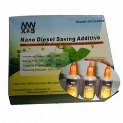 Nano diesel additive