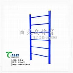 廠家直銷肋木架 雙肩肋木 肋木 天梯 雙槓 單間肋木架