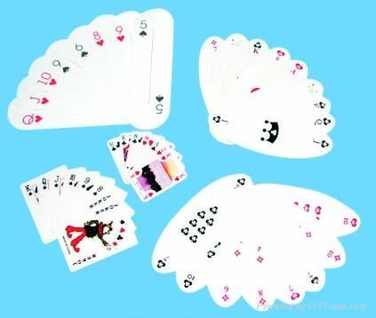 異形撲克牌 1