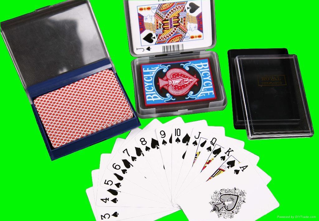 塑料扑克牌 1