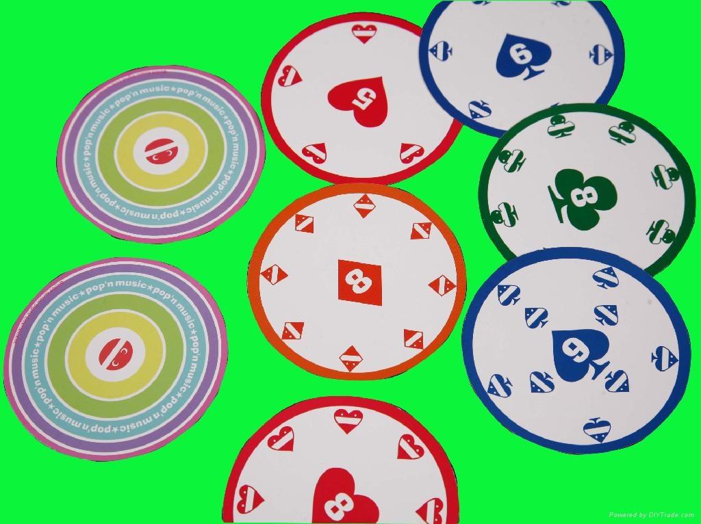 異形撲克牌 4