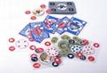 异形扑克牌