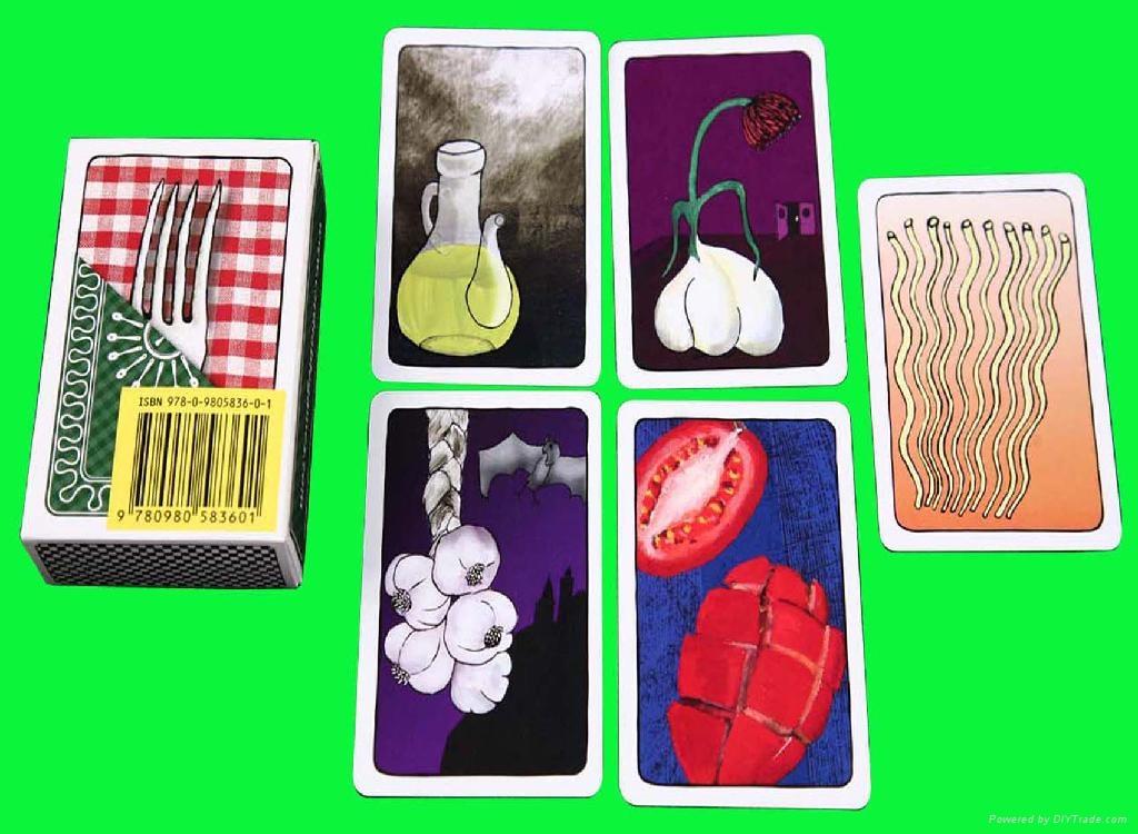 魔朮撲克牌 3