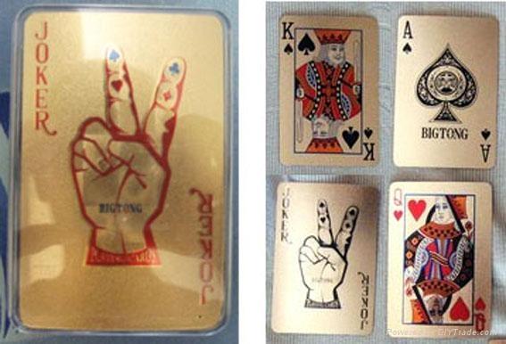 賭場專用撲克牌 2