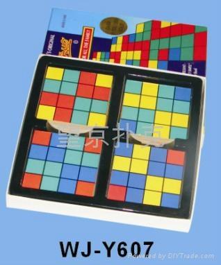 圓形尺寸撲克牌 1