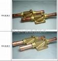铜焊接件除氧化层环保清洗剂 2