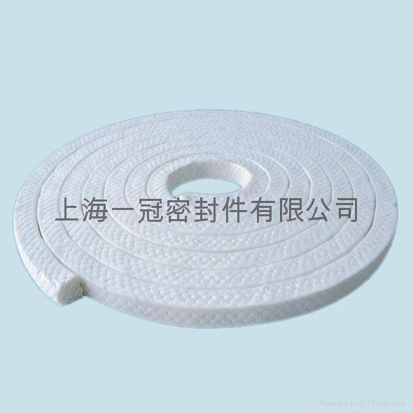 四氟PTFE盤根 2