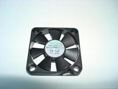 40*40*07mm dc brushless cpu fan