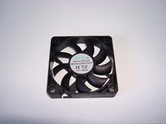 60*60*10 dc cooling fans for audio processor