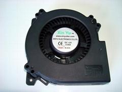 120*120*32 projector Blower cooling fan