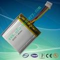 3.6v 700mAh Soft Pack Battery for
