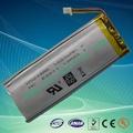 3.6v 700mAh Soft Pack Battery for Bluetooth/MP3 2