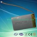 3.6v 700mAh Soft Pack Battery for Bluetooth/MP3 3
