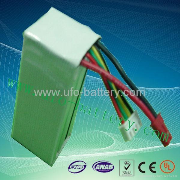 11.1v 5000mAh Li-Po Battery Pack for RC Toy 1