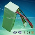 11.1v 5000mAh Li-Po Battery Pack for RC Toy
