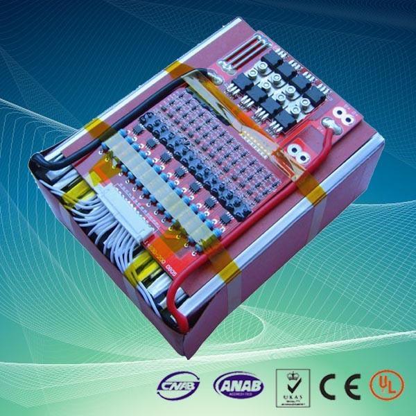 42v 40Ah Lifepo4 Power Battery Pack for E-Bikes 1