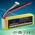 RC Model Battery Pack 18.5V 3300mAh 30C 5