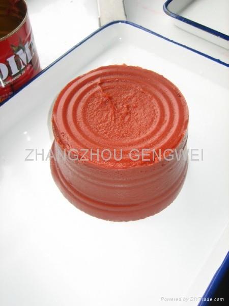 番茄醬罐頭 1