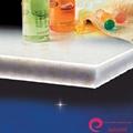 Pore Crystallized Glass Panel Quicksandy