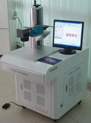 电子元器件激光打标机
