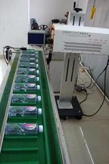 生产日期条形码激光打码机