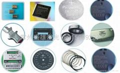 常州盛雄电子元器件激光刻字机