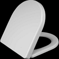 High quality soft-close toilet seat cover