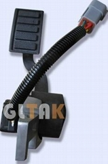 volvo  20889693 accelerator pedal assy