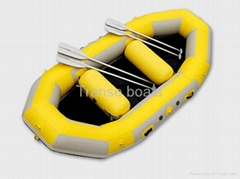 inflatable boat (for white water)