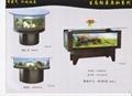 生态饭桌鱼缸