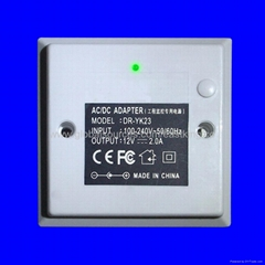 CCTV Switching Adapter 12V 2A
