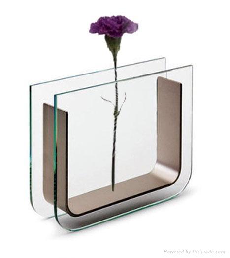 Acrylic Flower Vase Yyf Fv Yyf China Manufacturer Office