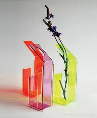 Acrylic Vases Vase And Cellar Image Avorcor
