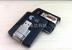 阿尔卡特 AirCard 320U 100M LTE 联通3G 4G无线上网卡