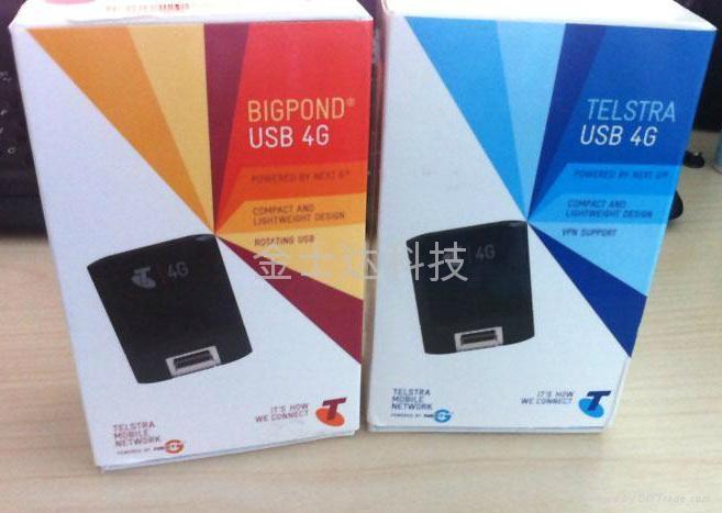 阿爾卡特 AirCard 320U 100M LTE 聯通3G 4G無線上網卡  4