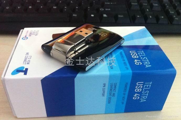 阿爾卡特 AirCard 320U 100M LTE 聯通3G 4G無線上網卡  5