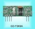 FSK无线接收模块GD-FSK9A