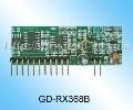 超再生带解码接收模块GD-RX368B