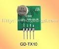 无线发射模块GD-TX10