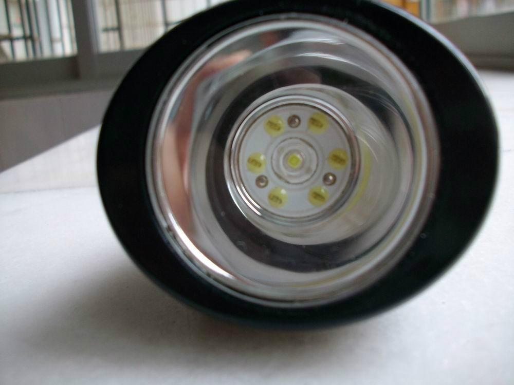 led mining lights detail