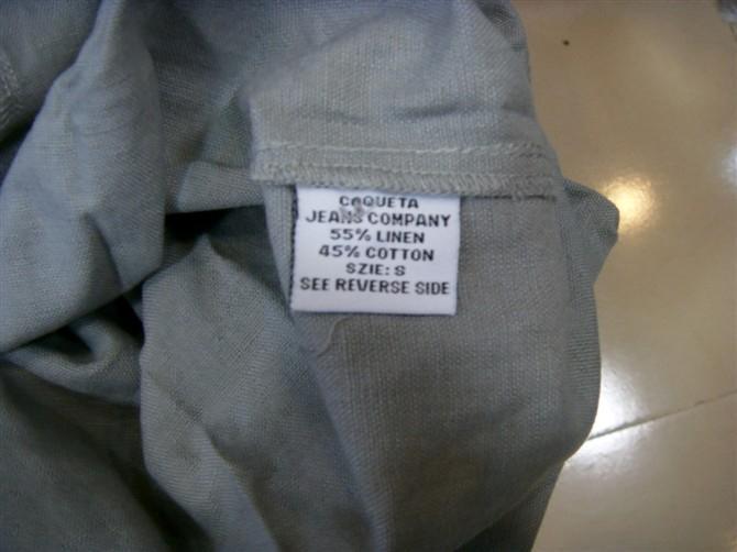 欧美原单男式长袖衬衫库存 4
