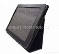 Foldable PU Leather case for Acer Iconia Tab A500