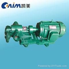 2CY型齿轮式润滑泵
